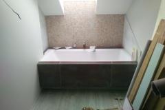 Vonių ir potinkinių dušų įrengimas
